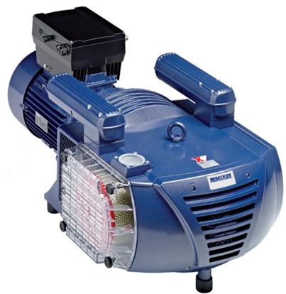 Becker VXLF-variair vacuumpomp en blower