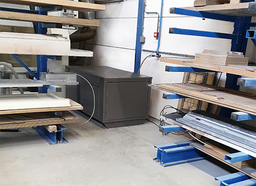 VDL Fibertech Industries kiest voor SH-omkappingen met eigen ventilatie